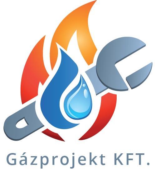 Gázprojekt Kft. logó